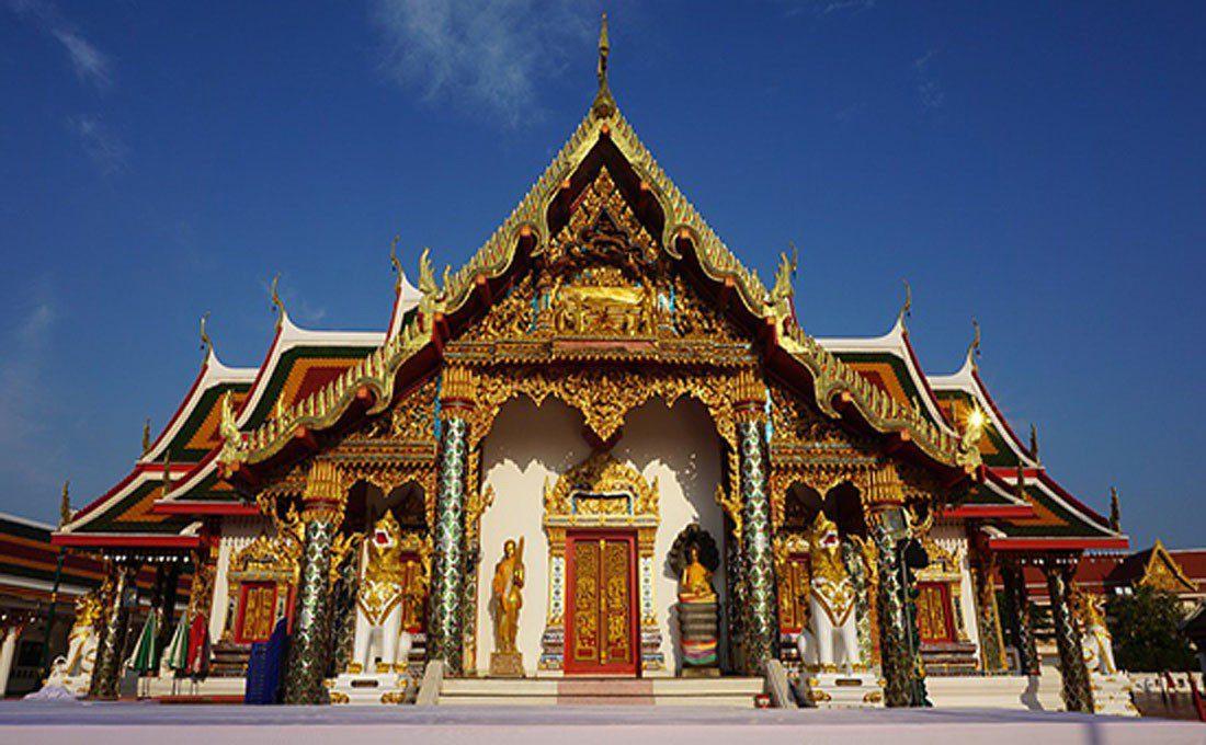 thailandia tempio ayuthhaya