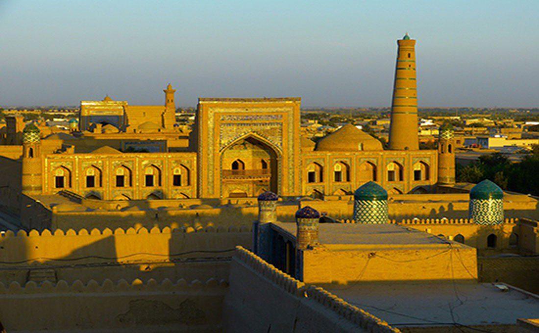uzbekistan khiva  - UZBEKISTAN 1 - Uzbekistan