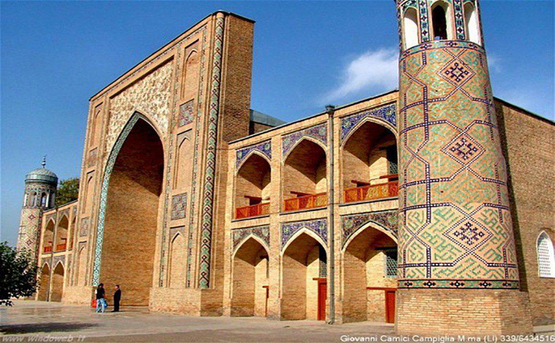 uzbekistan tashkent architettura