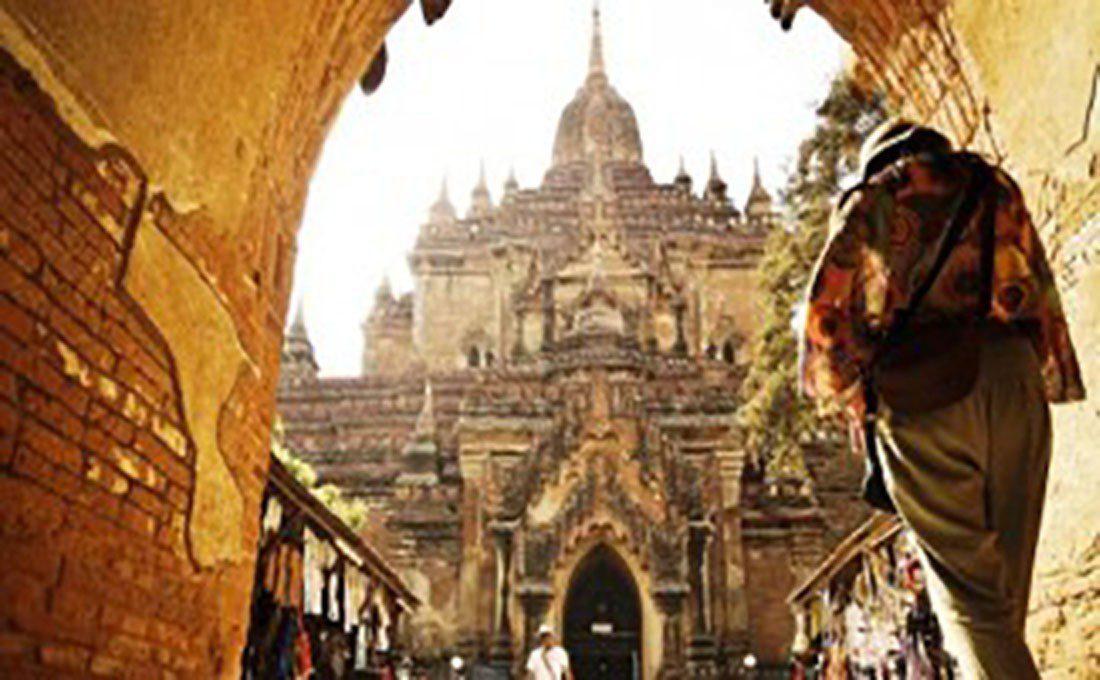 birmania tempio
