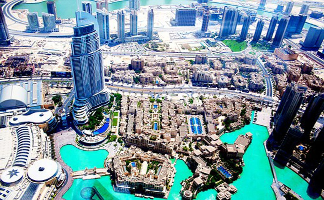 dubai panorama emirati arabi  - emirati 7 - Emirati Arabi