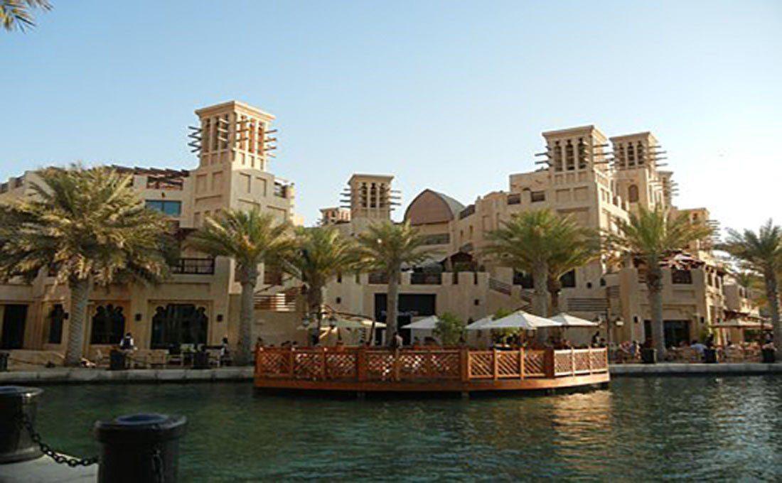 dubai marina emirati arabi