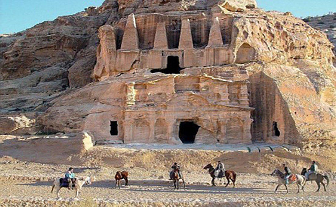 giordania petra  - giordania 19 - Giordania