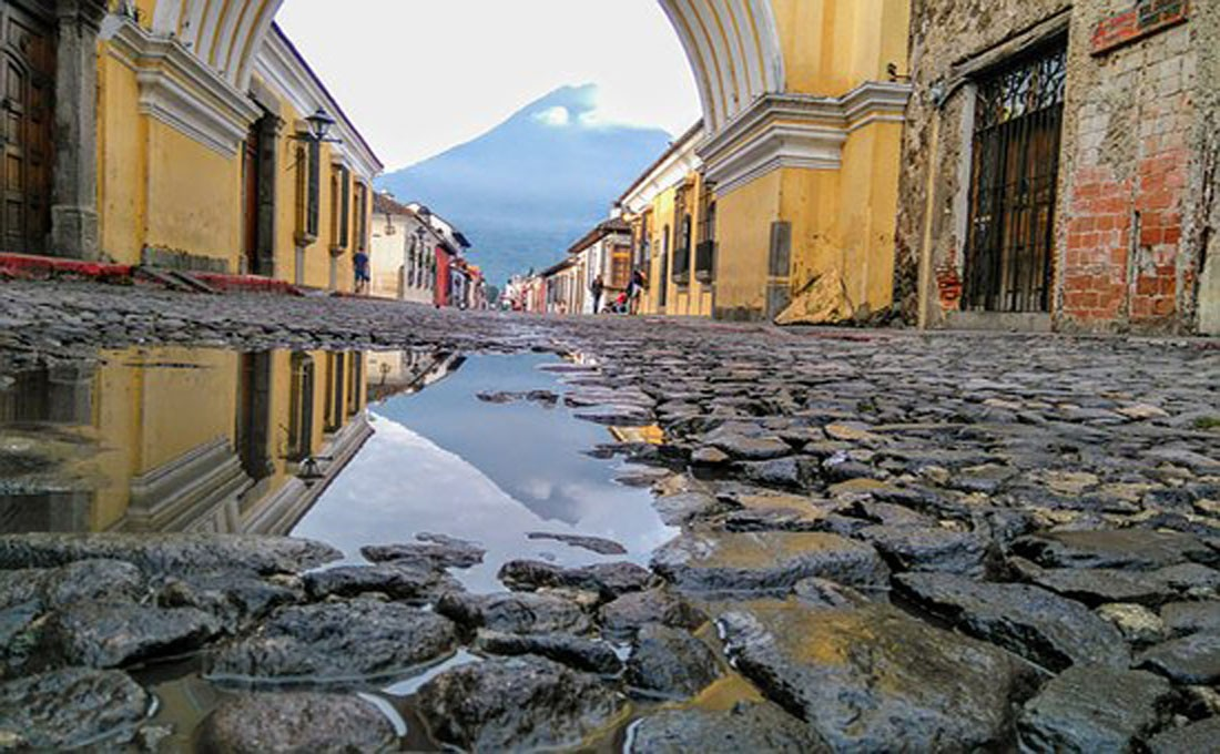 guatemala panorama  - guatemala 1 - Guatemala