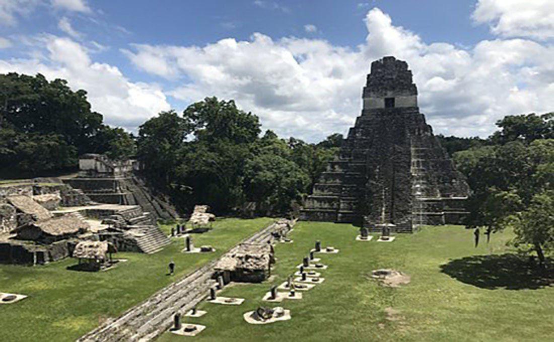 guatemala tikal  - guatemala 6 - Centro e Sud America