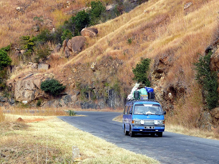 madagascar taxi