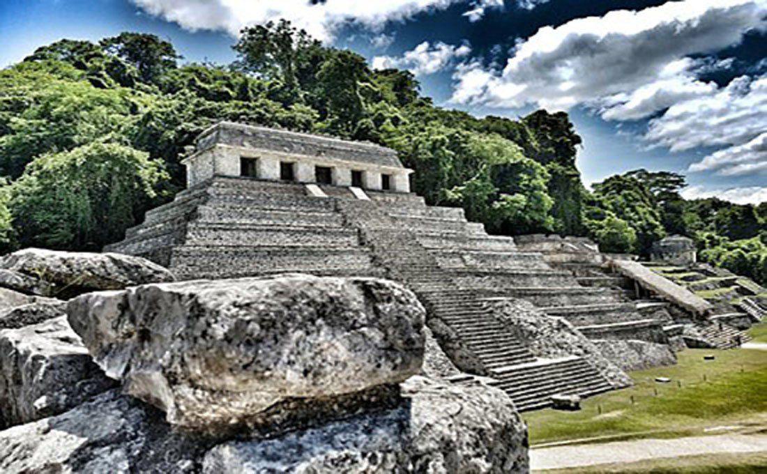 messico rovine maya