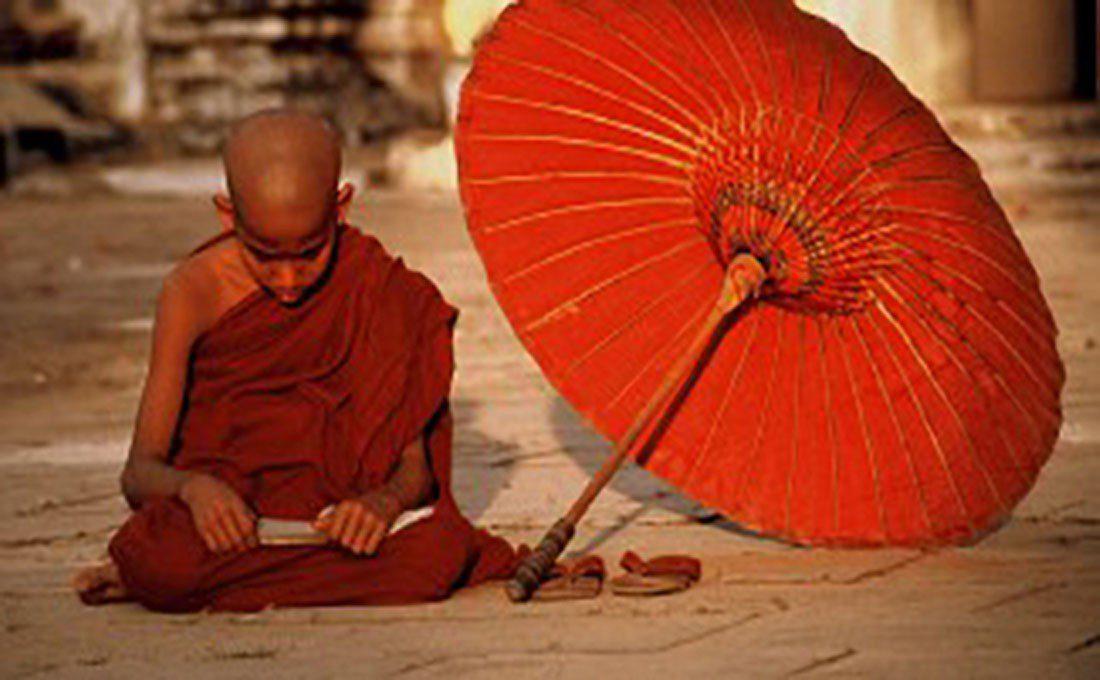 birmania monaco  - passione myanmar - Birmania