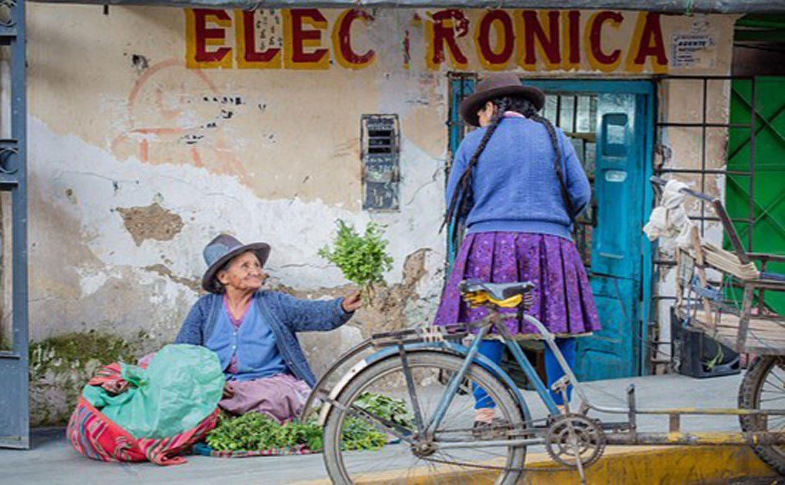 peru cuzco donne
