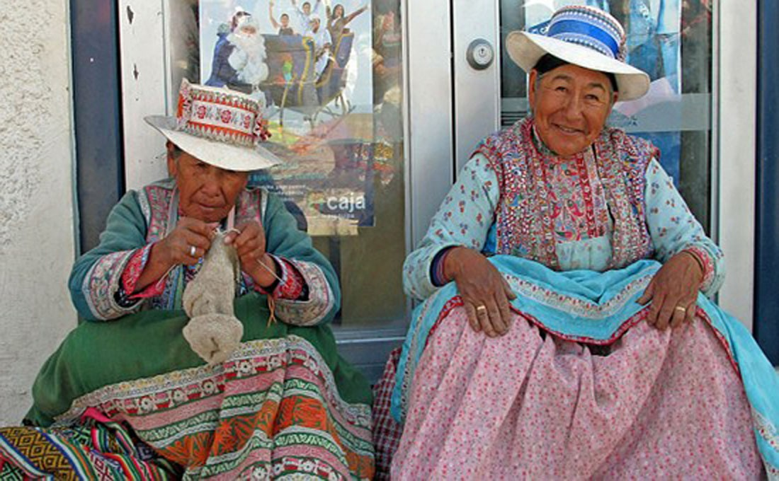 peru costumi tradizionali cuzco