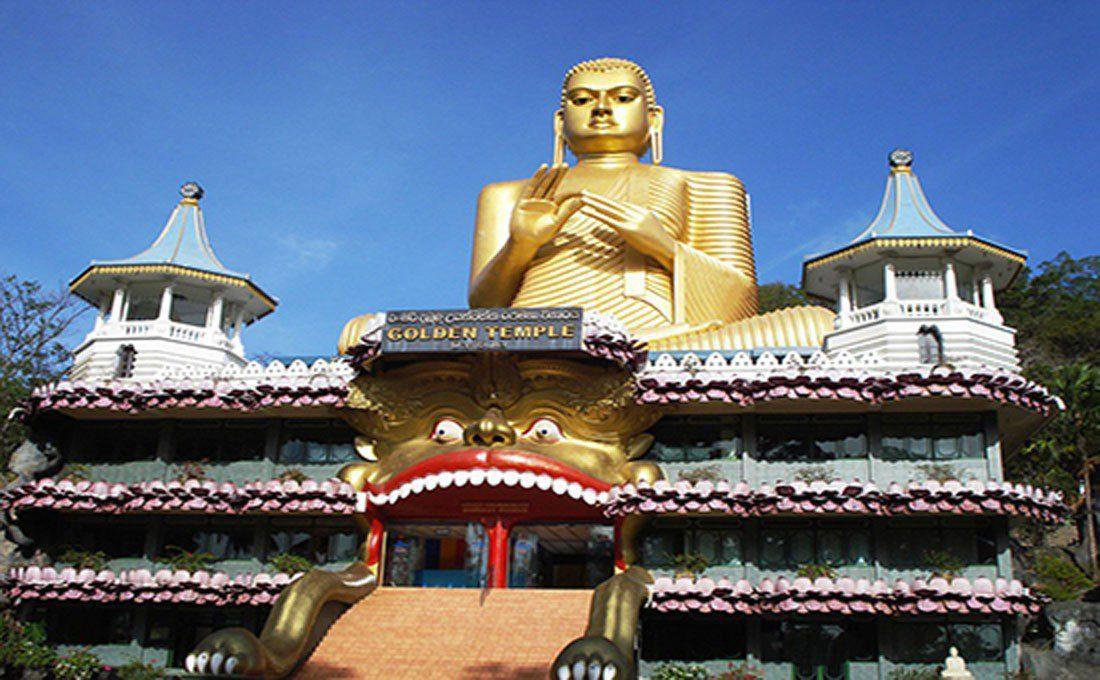 sri lanka tempio d'oro  - sri lanka 2 - Sri Lanka
