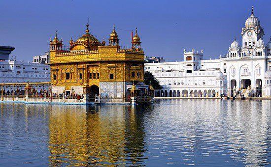 tempio d'oro amritsar india