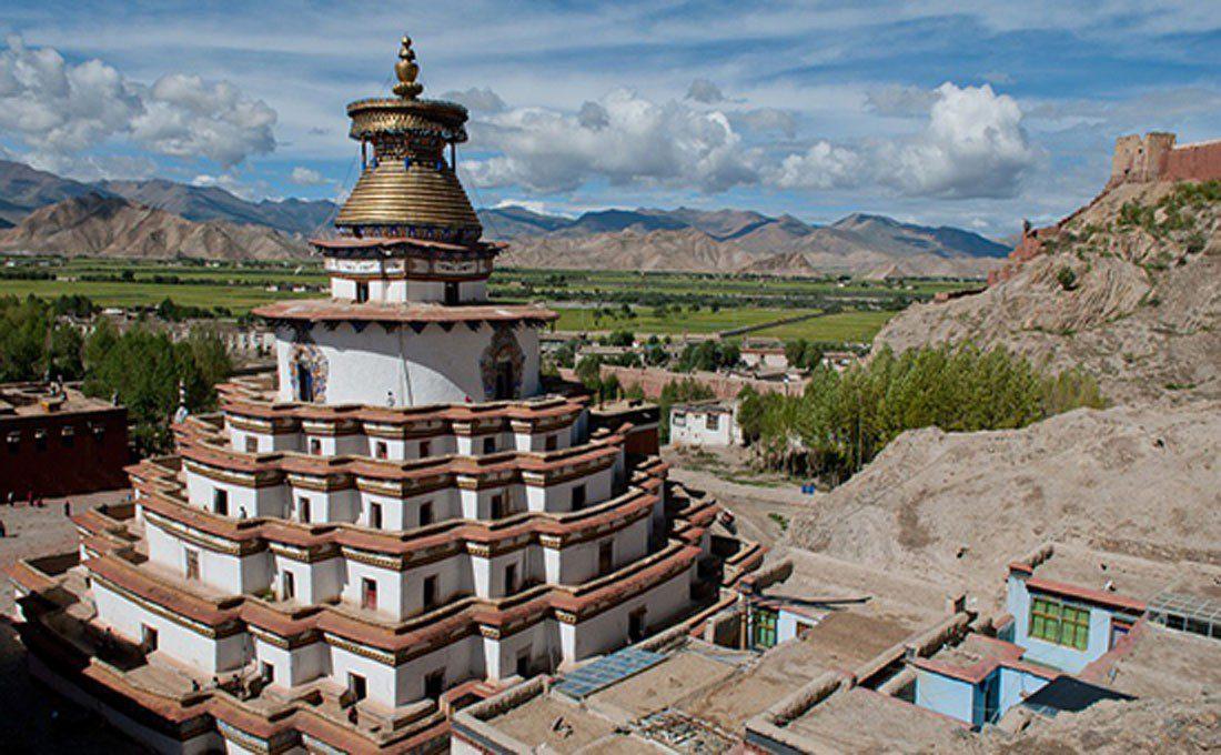 tibet santuario  - tibet 3 - Nepal e Tibet