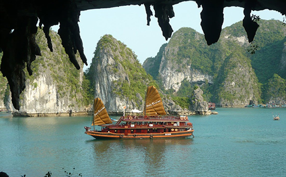 vietnam baia di ha long