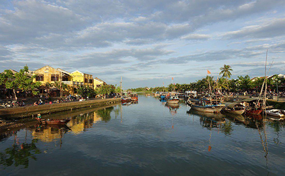 vietnam fiume panorama