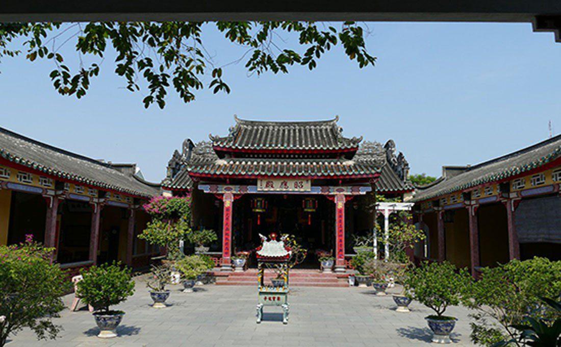 vietnam tempio