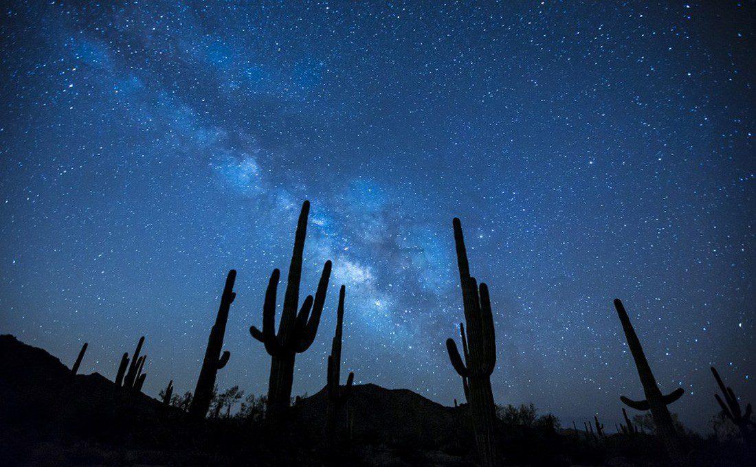deserto stelle cile