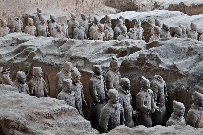 La Cina imperiale  - terracotta army 1864988 960 720 420x280 - Il Blog di Origini