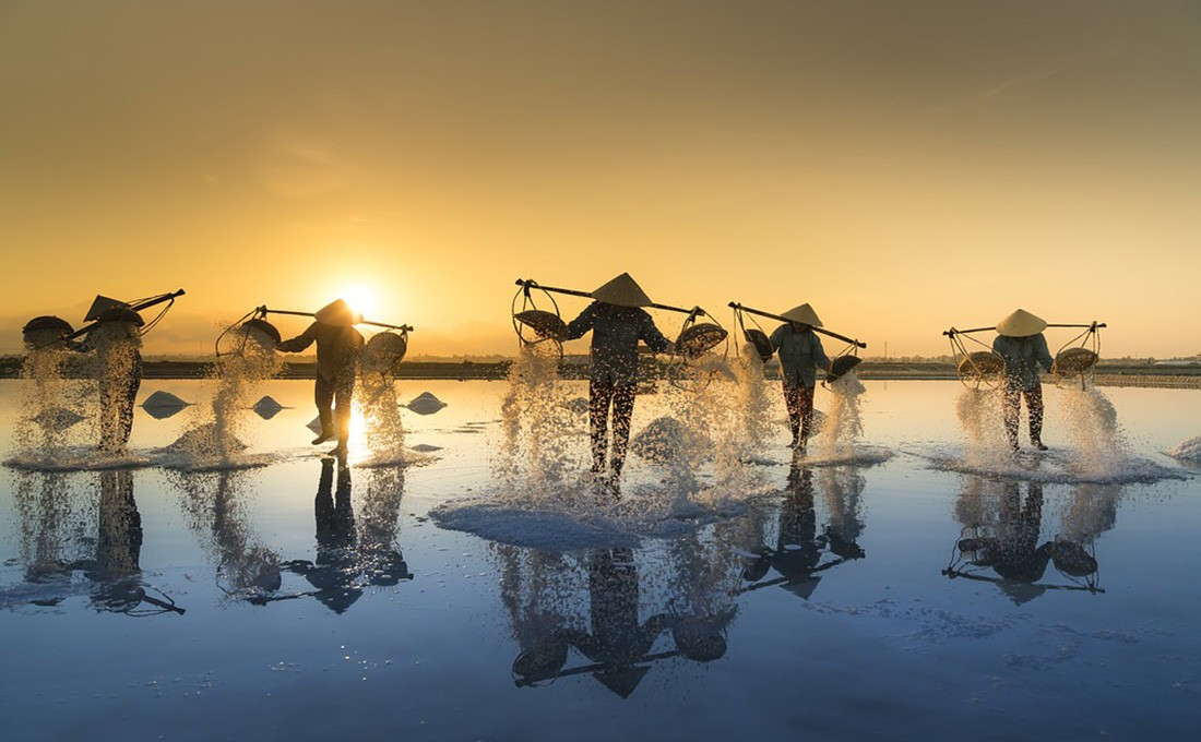 vietnam risaia  - capodanno vietnam - Proposte Feste e Festività