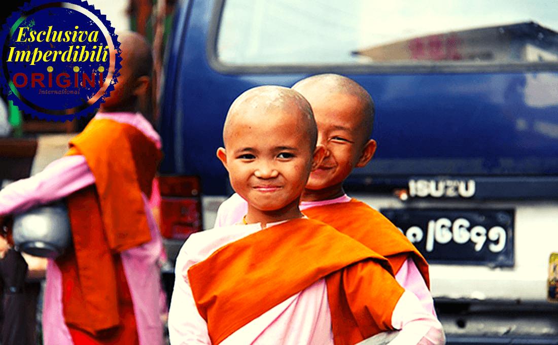 IL FESTIVAL DEL LAGO INLE  - ESCLUSVA VIAGGI ORIGINI 10 - Birmania