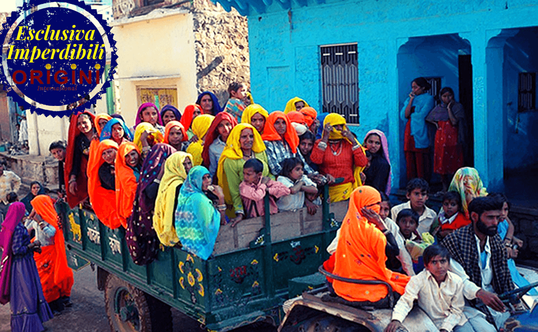 - ESCLUSVA VIAGGI ORIGINI 11 - India