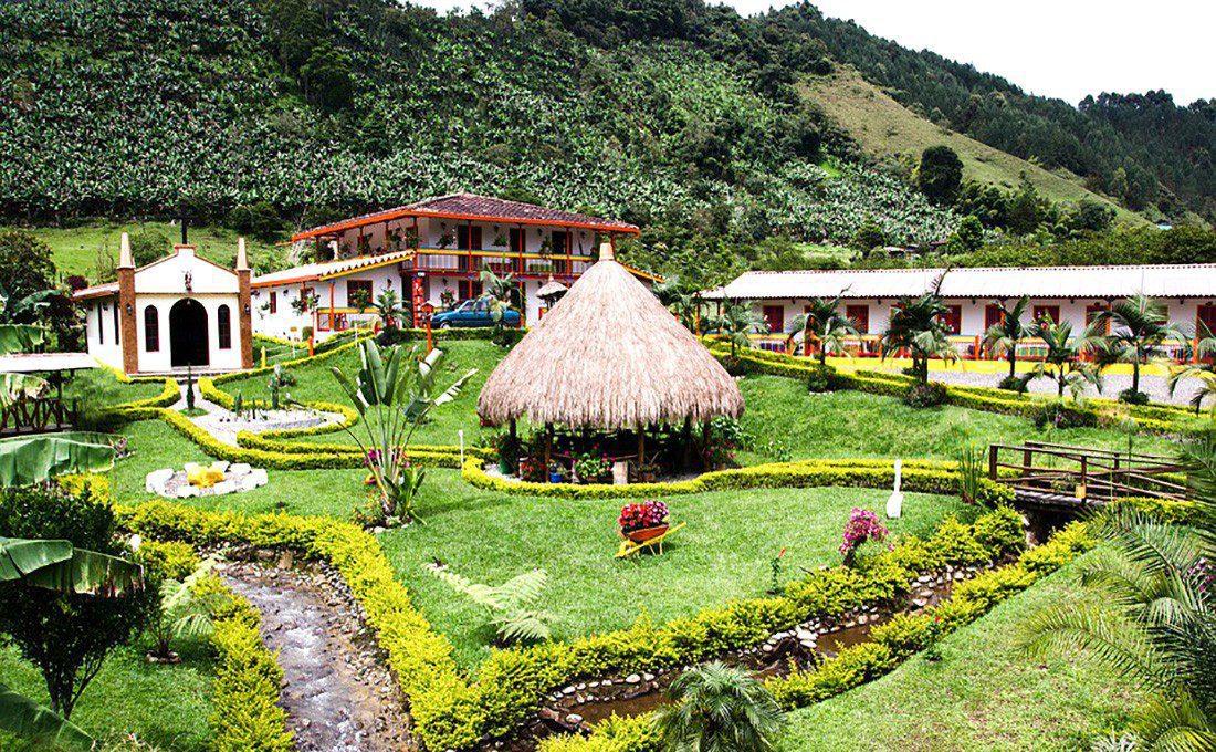 colombia piantagione caffe