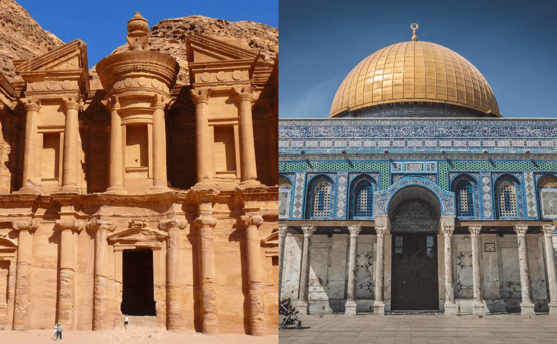 - Giordania Israele - Israele