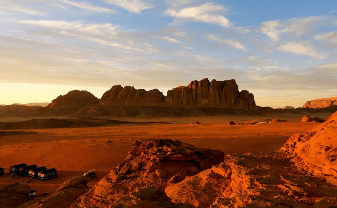proposte pasqua 2020 - wadi rum tramonto - Proposte Pasqua 2020