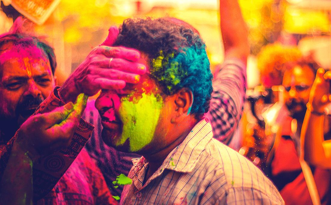 - Holi Festival India - Festival e Folklore dal Mondo