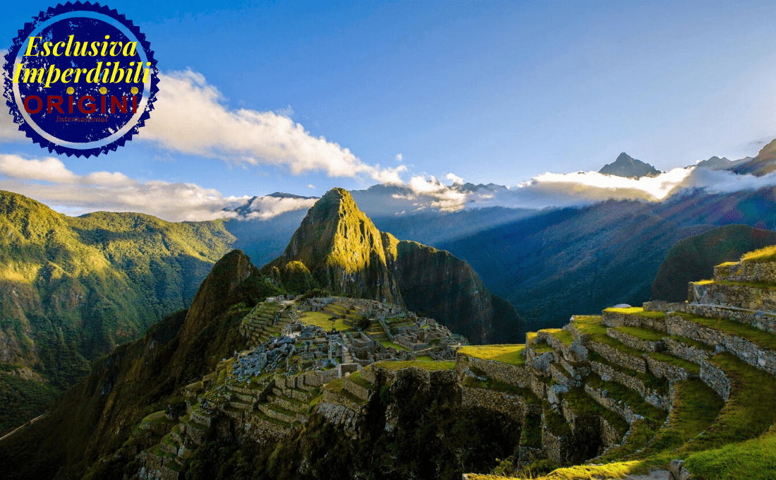 esplorare in totale comfort - con esperto tour leader italiano - Peru con tour leader - Tour esclusivi estate