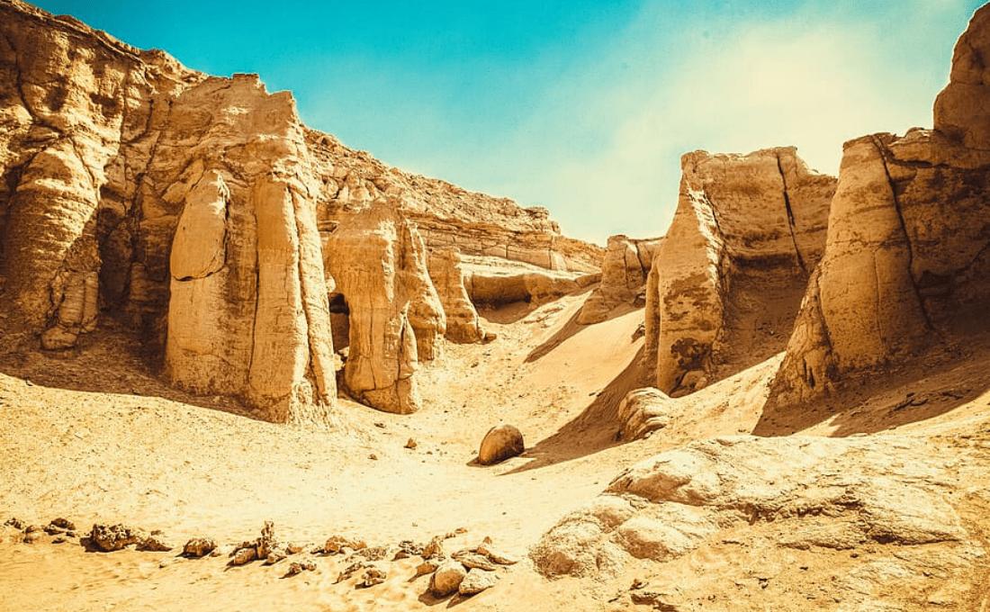 Iran - La valle delle stelle